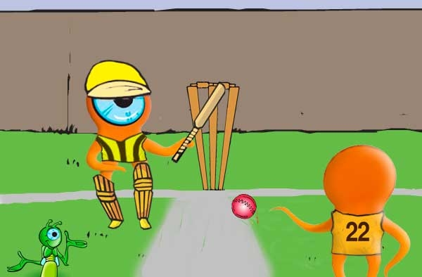 Squidoo cricketers