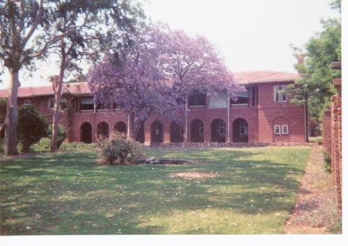 Llyod House Plumtree School nest of hoodlums.