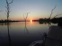 Nothing like a Kariba sunset.