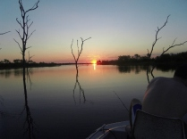 Nothing like a Kariba sunset.
