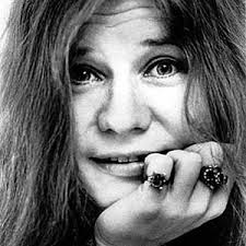 Janis Joplin, actually not so bad looking after all.
