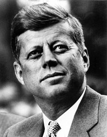 JFK. The Camelot of our times.
