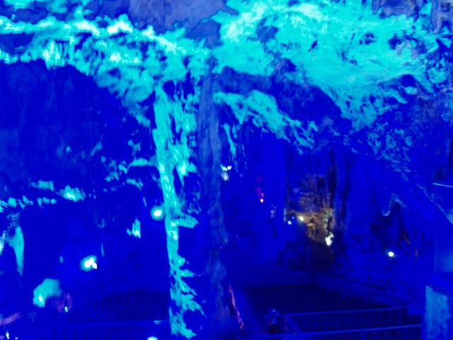 St. Michael's cave.